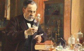 Louis Pasteur Foi sem querer