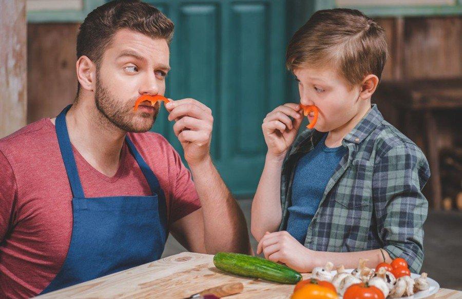 pimenta para criancas